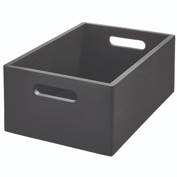 Large All-Purpose Bin - 10x15, Onyx