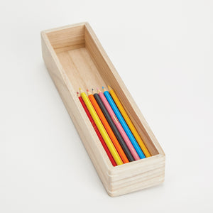 Drawer Organizer - 3x12 x2, Sand
