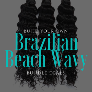 Brazilian Beach Wavy Bundle Deals