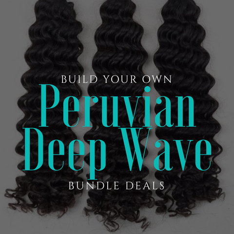 Peruvian Deep Wave Bundle Deals