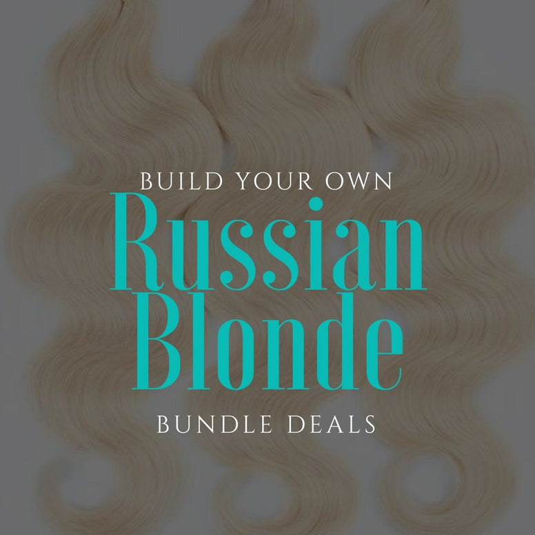 Russian Blonde Bundle Deals