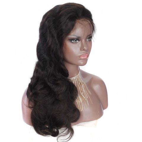 Body Wave Lace Wig 220% Density