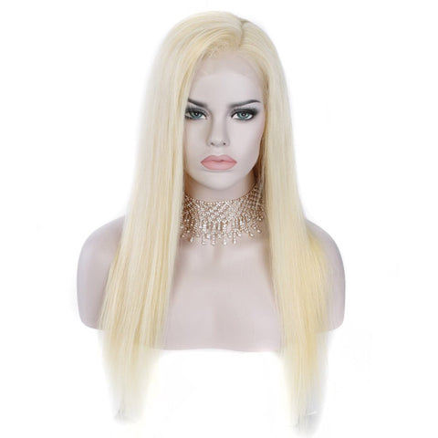 613 Blonde Lace Wig 220% Density