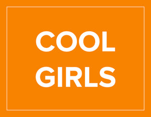 Cool Girls July 12-14 Grades 1 - 4