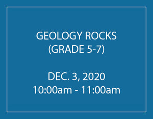 Geology Rocks! - Homeschool Program
