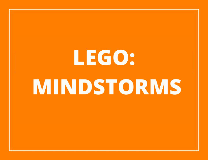 Lego Mindstorms August 3-5  Grades 4-7