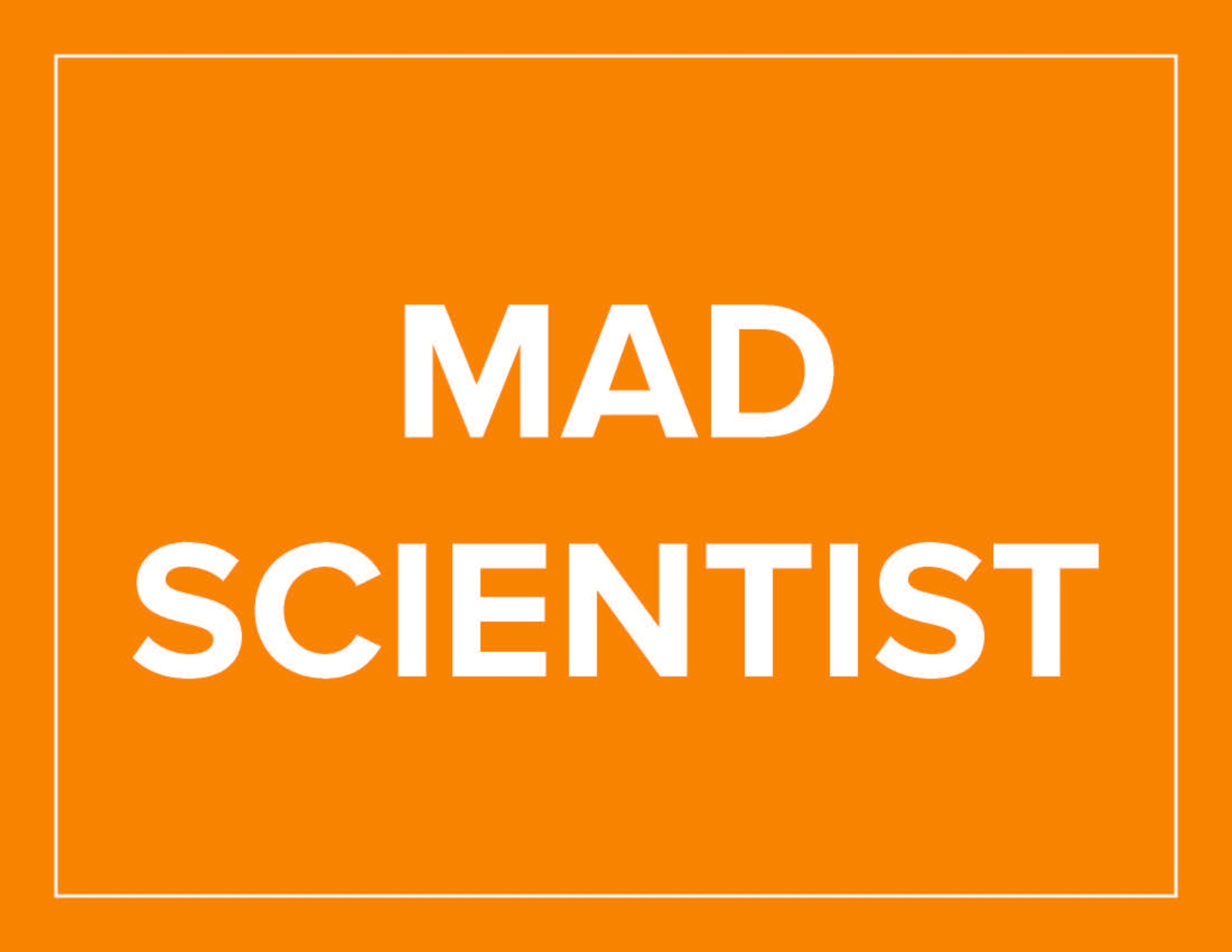 Mad Scientist July 26-28 Grades 1 - 4