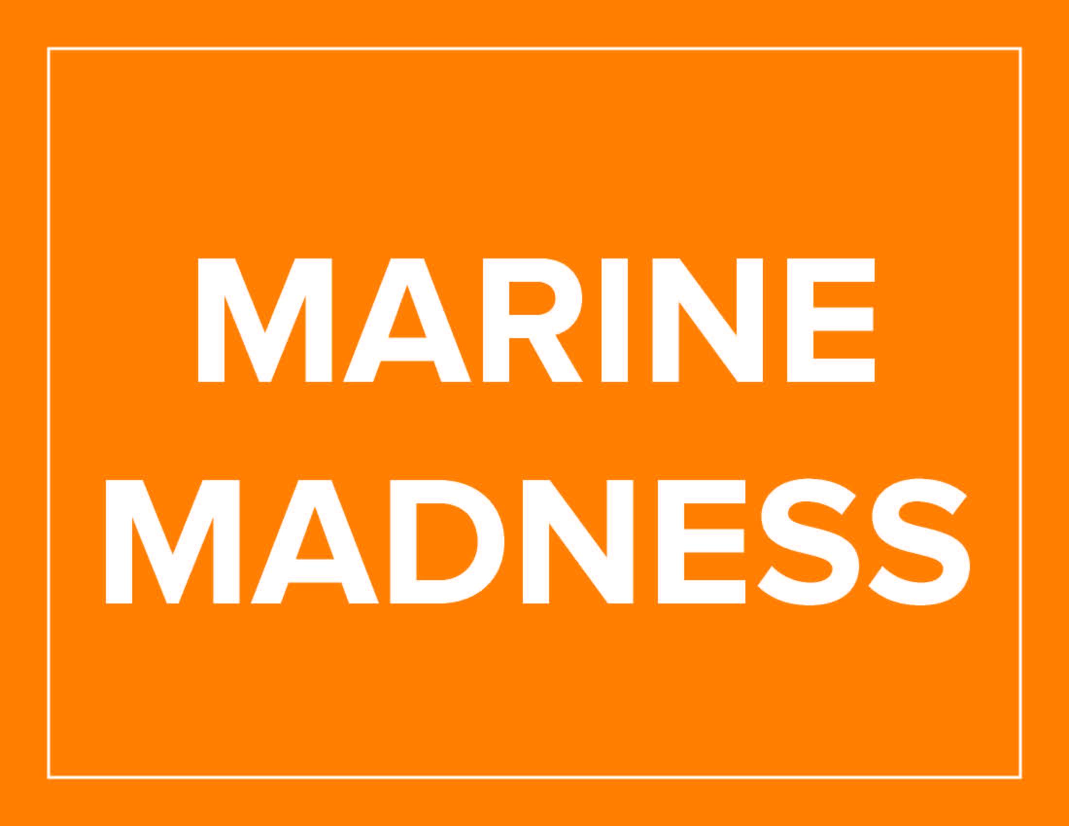 Marine Madness July 19-20, 2021 Grades 1 - 4