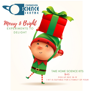 Merry & Bright-Take Home Christmas Science Kit