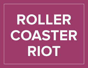 Roller Coaster Riot Birthday Party