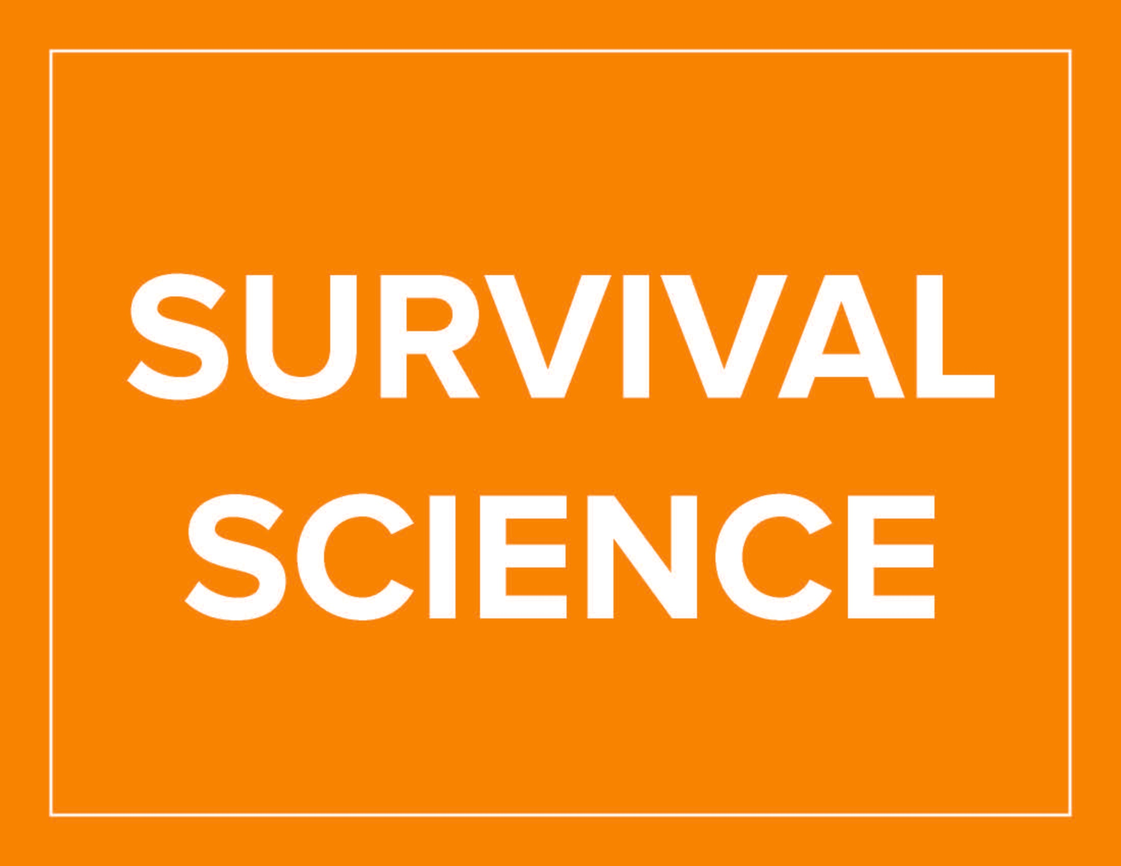 Survival Science July 12-16, 2021 Grades 1 - 4