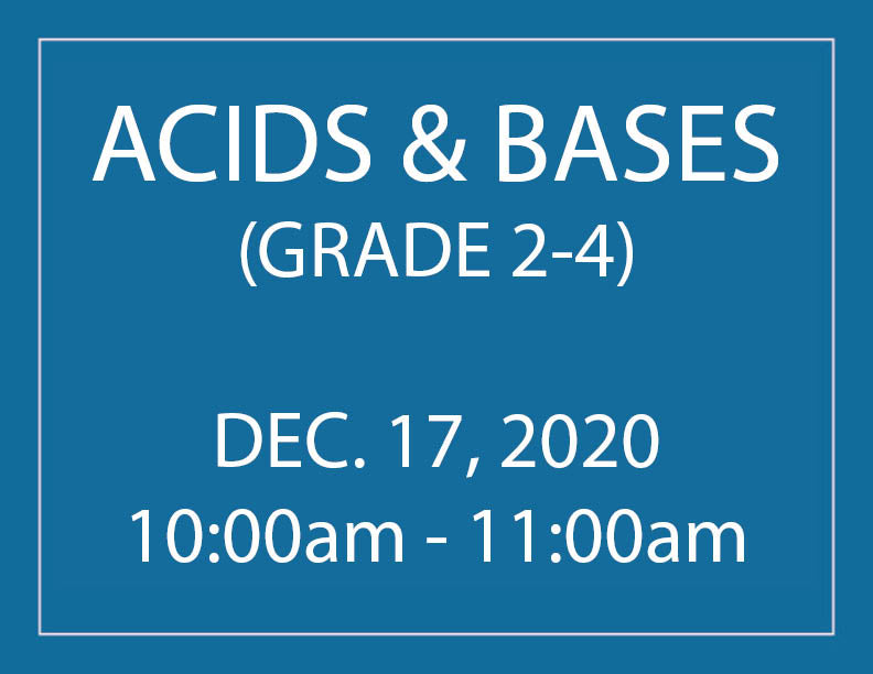 Acids & Bases - Homeschool Program