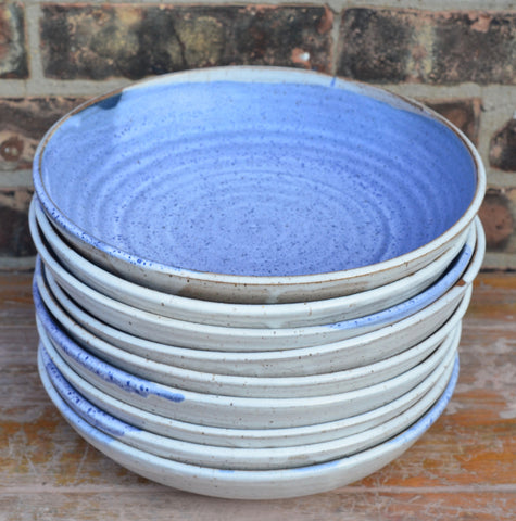 Water Blue Bowls