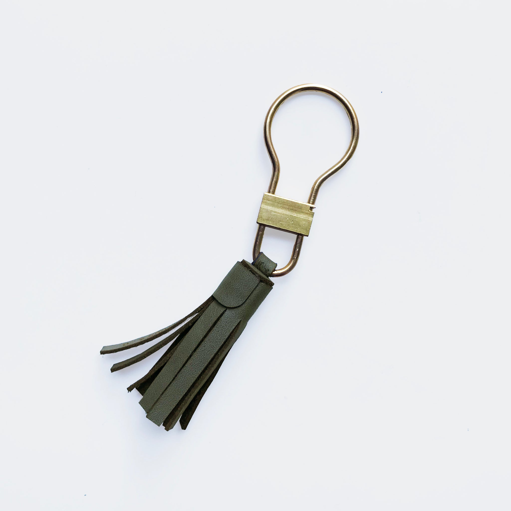 Tassel & Key Ring