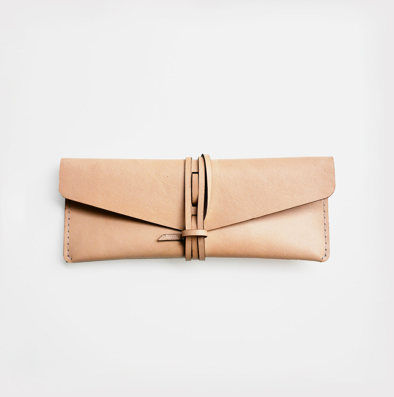 Leather Case - Vegetable Tan