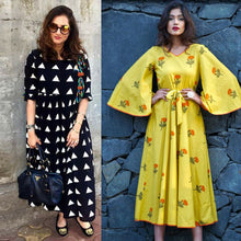 Load image into Gallery viewer, Pack Of 2 Fancy Rayon Kurtis
