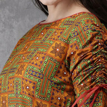 Load image into Gallery viewer, Multi Color Festive Wear Kurti