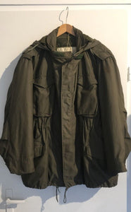 Army Green Jacket L