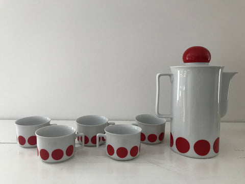 Cherry Dot Set