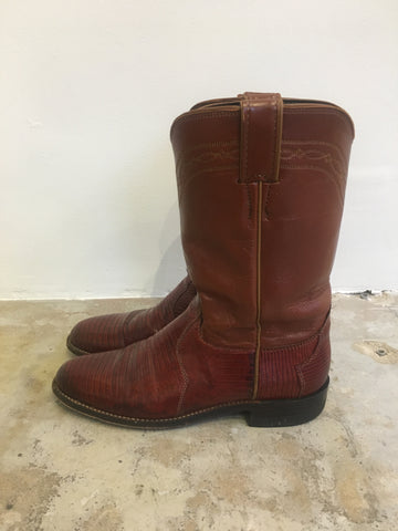 Justin Boots 7.5