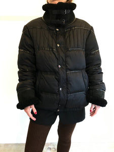 Shearling Puff XL