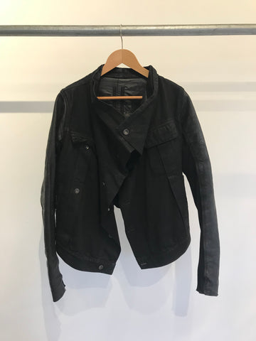 Rick Owens Leather L