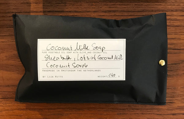 Liza Witte Coconut Milk Soap