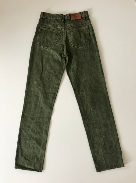 Green Jeans 29