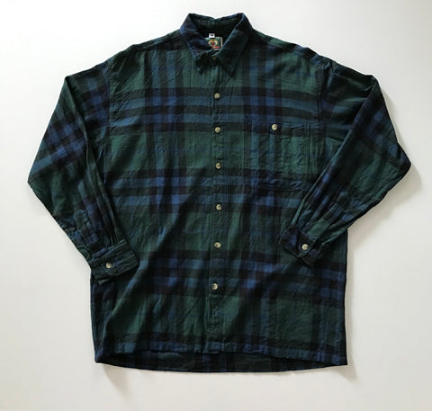 Green Plaid M.