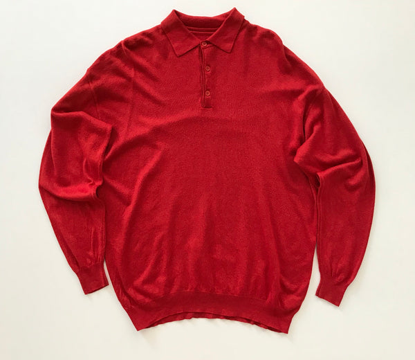 Polo Sweater XL