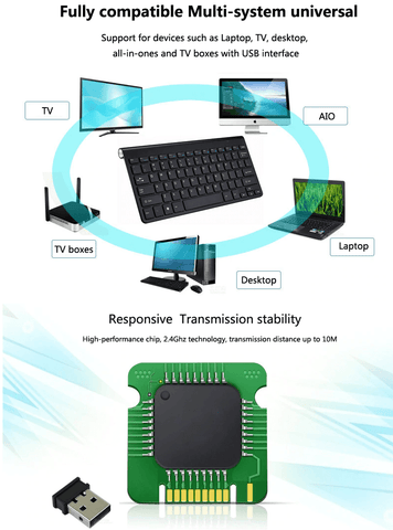 motospeed g9800 keyboard and mouse combo