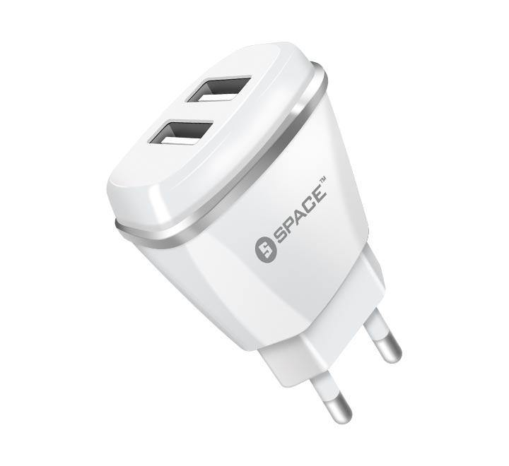 Dual Port USB 2.1A Wall Charger - Compro System