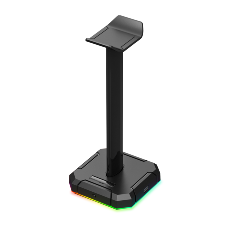 Redragon HA300 Scepter PRO Gaming Headset Stand RGB - Compro System