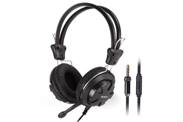 A4tech HS-28i ComfortFit Stereo Headset - Compro System