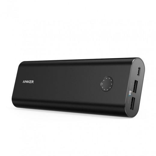 Anker PowerCore 20100mAh USB-C/Type-C Ultra-High-Capacity Premium Power Bank Power IQ and Voltage Boost - Compro System