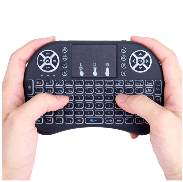 Mini Keyboard-Compro Sytem