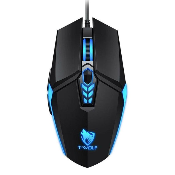 T-Wolf G510 Wired Gaming Mouse-Compro System