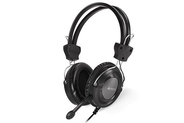 A4Tech HS-19 ComfortFit Stereo Headset - Compro System