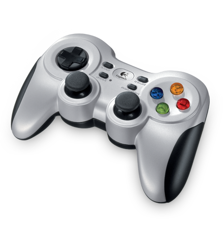 F710 Wireless Gamepad - Compro System