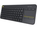K400 Plus Wireless Touch Keyboard - Compro System