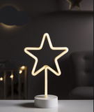 Cute Neon Lamps | Moon, Star, and More