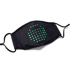 Voice Activated LED Mask -  - Melius