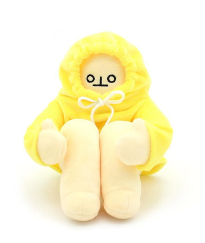 Cute Banana Plush