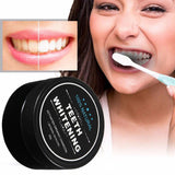 Teeth Whitening Kit - LED Light + FREE Charcoal Teeth Whitening Powder -  - Melius