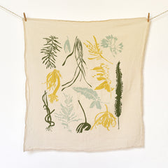 Pacific Seaweeds Towel