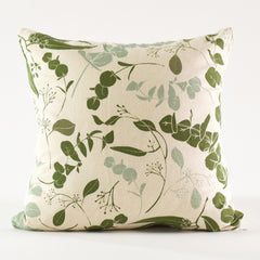 Eucalyptus Pillow Cover