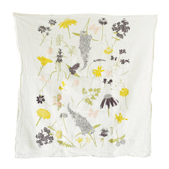 Butterfly Garden Towel