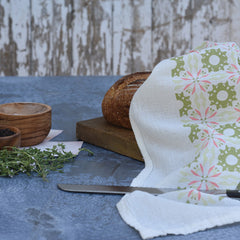 Chicory Towel : Fern Green