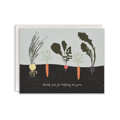 Helping me Grow Card