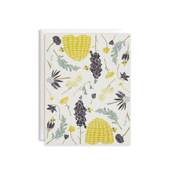 Honeybee Garden Cards : Boxed Set of 8
